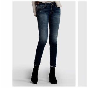 👖 Express Low Rise Legging Jeans